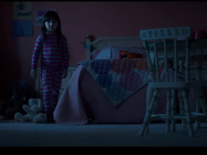 Poltergeist 2015 - little girl's room