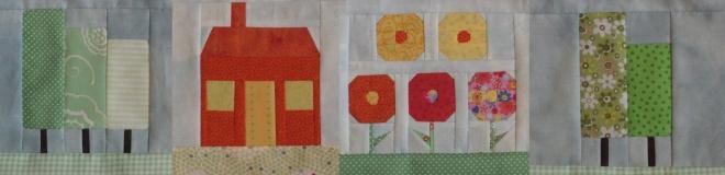 Home garden banner