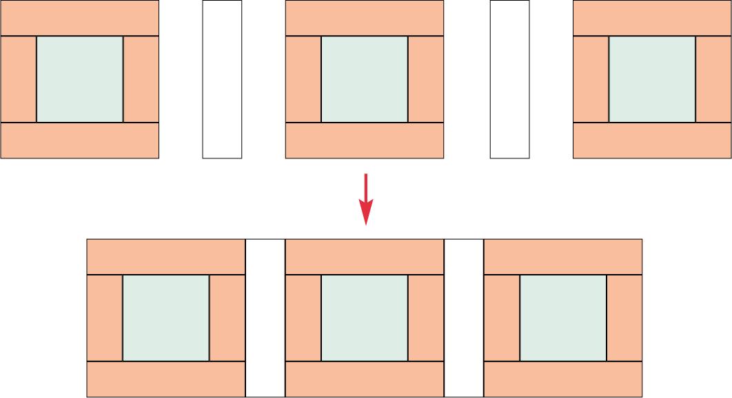 Pirate quilt - diagram 2