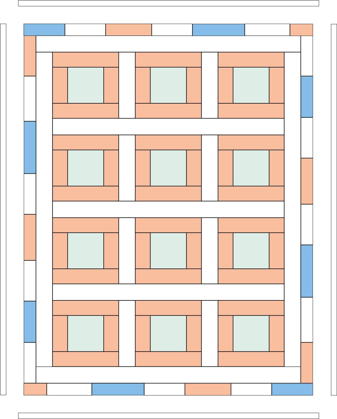 Pirate quilt - diagram 6