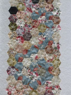 Kate Almson - Stitch Journal 2016-2017 (detail)