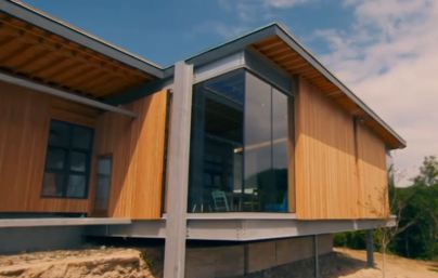 Screen shot from Grand Designs