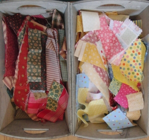 Sew much lovely fabric!