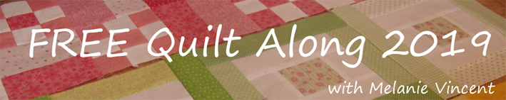 SIGN UP to FREE Quilt Along2019